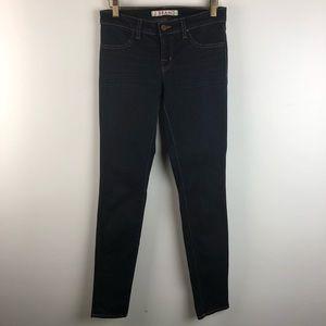 J Brand Starless Super Skinny Dark Wash Jeans